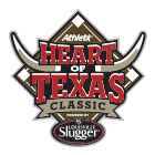 Athletx Heart of Texas logo