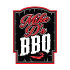 Mike D's BBQ product logo