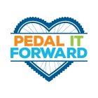 Pedal It Forward logo