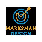 Marksman Design logo