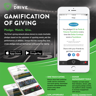 The Drive App promotional material