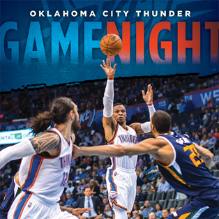 OKC Thunder Game Night Program